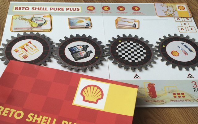 Reto Shell Pure Plus